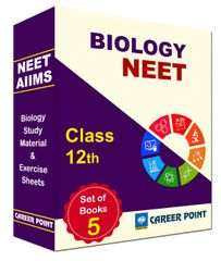 AIIMS & NEET/AIPMT Biology Study Material & Exercise Sheets (5 Vol.) for class XII