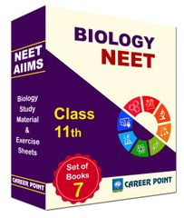 AIIMS & NEET/AIPMT Biology Study Material & Exercise Sheets (7 Vol.) for class XI