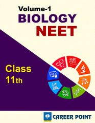 Biology for NEET (Vol-1) by Career Point (Class 11th)