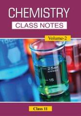 CBSE Class-11 Chemistry Notes (Volume-2) for JEE/NEET