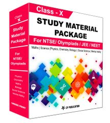 Class 10th Study Material Package For NTSE/ Olympiad