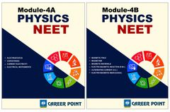 Electricity & Magnetism (Vol-1 &Vol-2) for NEET by Career Point, Kota