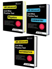 JEE Advanced PCM (Physics, Chemistry, Mathematics) - Unit wise Practice Test Papers