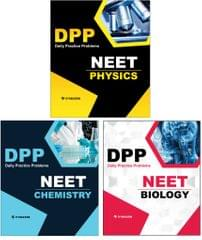 NEET/AIIMS PCB - Daily Practice Problem (DPP) Sheets For Class 12th & Above By Career Point, Kota