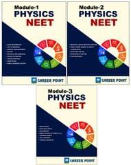 Physics for NEET (Vol-1) Set of 3 Books by Career Point (Class XI)