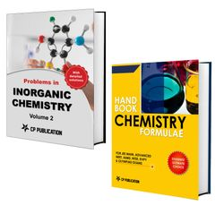 Problems in Inorganic Chemistry + Chemistry Formulae for JEE (Main & Advanced)