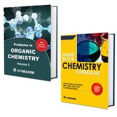 Problems in Organic Chemistry + Chemistry Formulae for JEE (Main & Advanced)