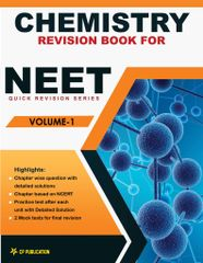 Chemistry Revision Book for NEET (Vol-1) Class 11th