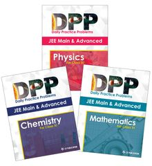 JEE Advanced PCM - Daily Practice Problem (DPP) Sheets for Class XI