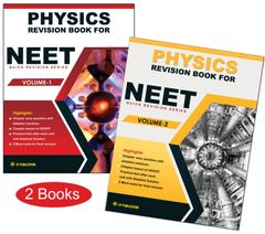 Physics Revision Book for NEET (Vol-1 & Vol-2)
