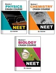 NEET Crash Course Study Material Package- SMP (16 Books)
