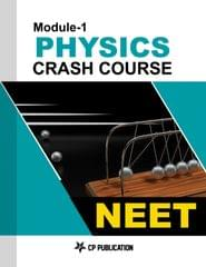 Physics Crash Course Study Material (SMP) For NEET (Set of 5 books) By Career Point Kota