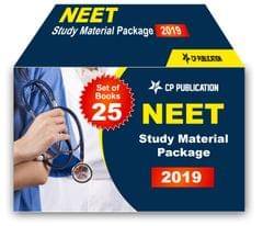 NEET 2019 Study Material Complete Package of PCB (25 volumes)