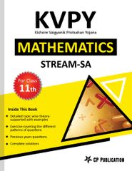 KVPY-SA: Mathematics for Class 11th by Career Point, Kota