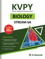 KVPY-SA: Biology for Class 11th by Career Point, Kota