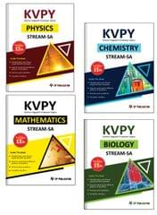 KVPY-SA: Complete Study Material Package (PCMB) for Class 11th