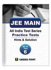 JEE Main: Unitwise Practice Test Papers with Hints & Solution (Dual Language English & Hindi)
