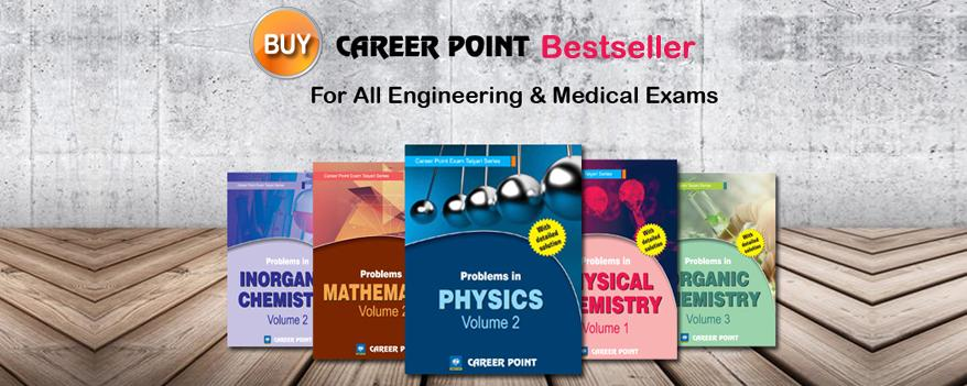 Career Point DLP kota Books for JEE NEET KVPY NTSE RBSE CBSE
