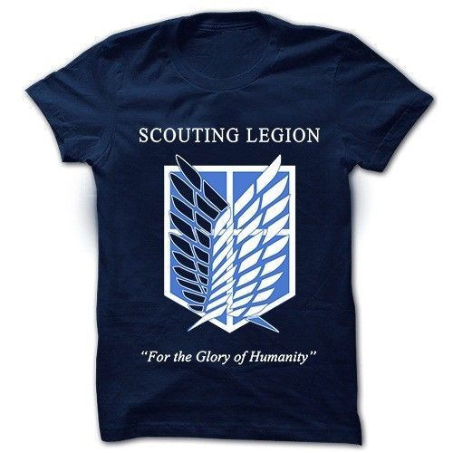 Scouting Legion Humanity Dark Blue