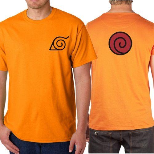 Naruto Leaf T shirt