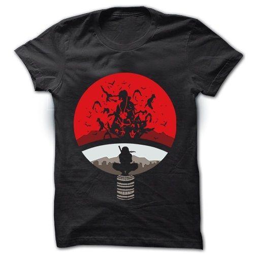 Itachi Uchiha  T shirt