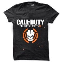 Call Of Duty Black Ops 3 T shirt
