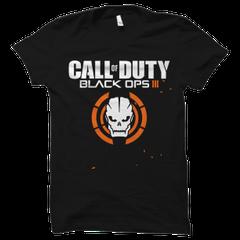 Call Of Duty Black Ops 3 T shirt