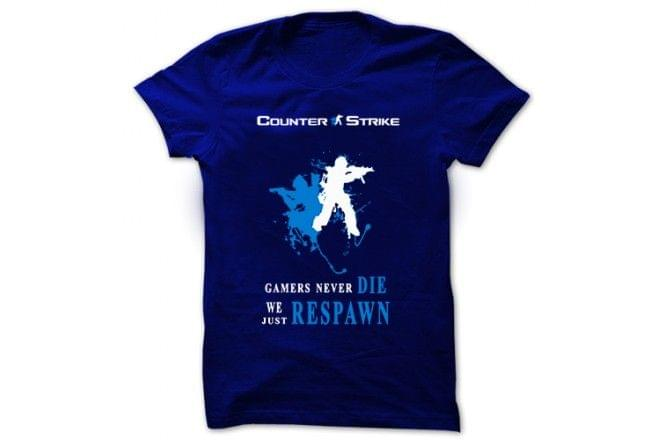 Counter Strike T shirt