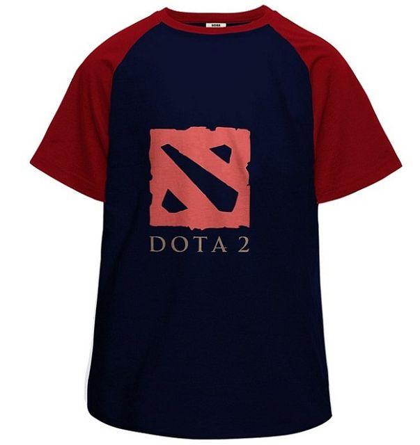 Dota 2 Logo Half Sleeves