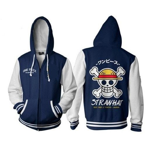 Straw Hat Pirate Hoodie