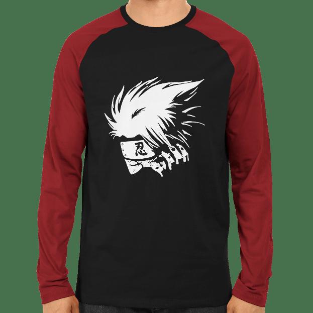 Naruto kakashi Raglan