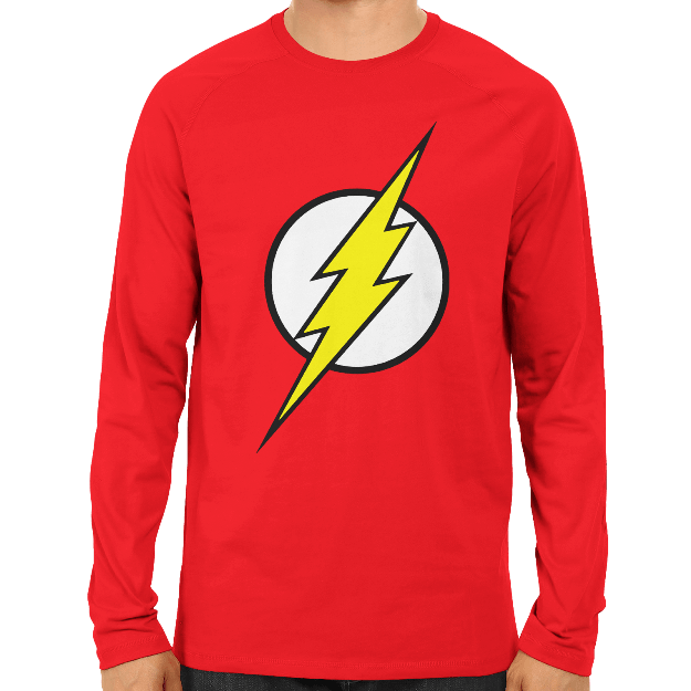 Flash Raglan