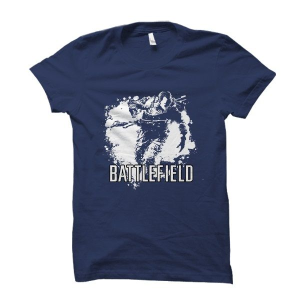 Battlefield T shirt