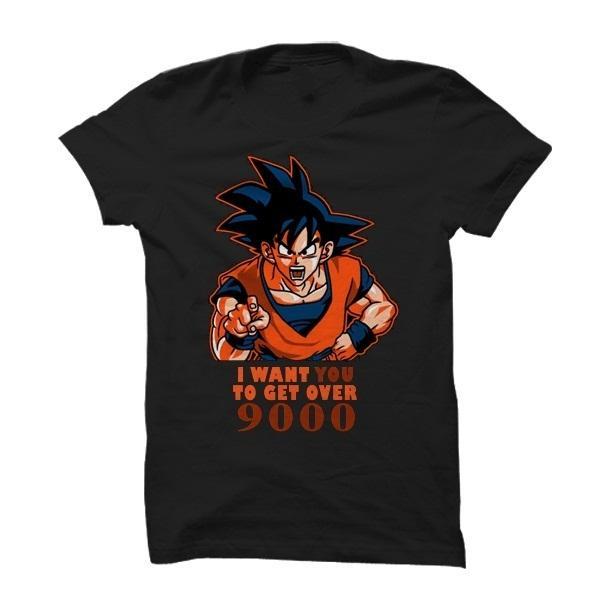 Goku 9000 T-shirt