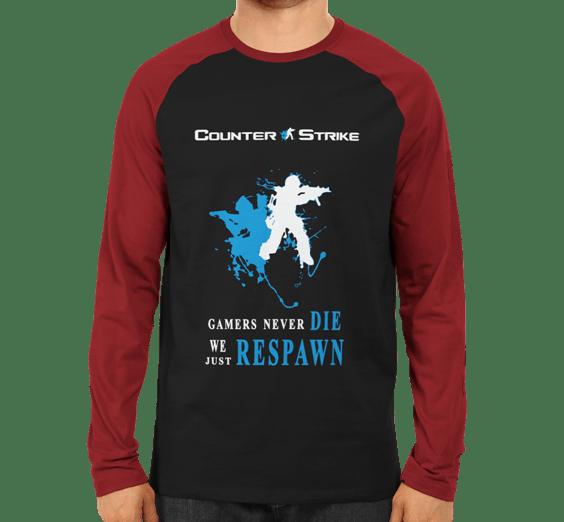 Counter Strike Full Sleeves