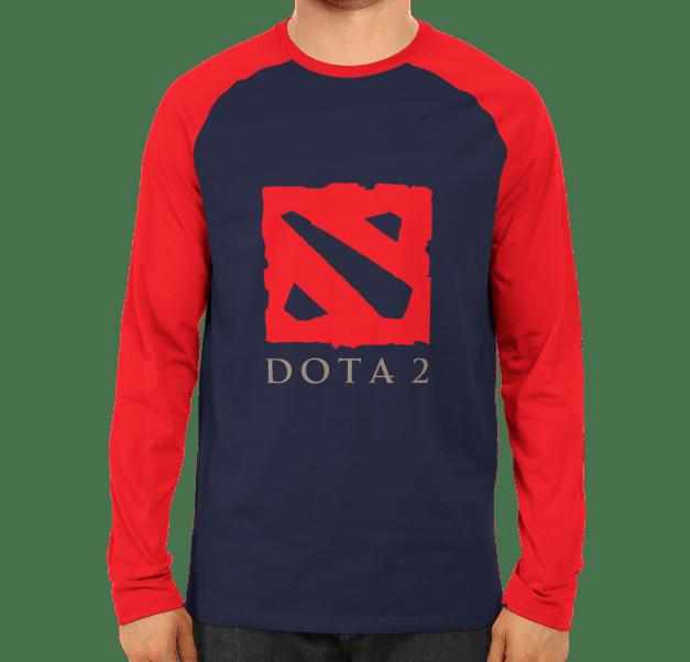 Dota Logo Full Sleeve