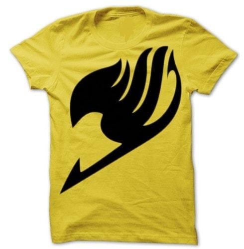 Fairy Tail Yellow T-shirt
