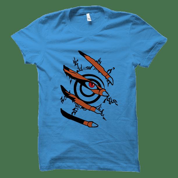 Naruto Seal Blue