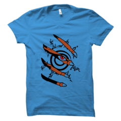 Naruto Seal Blue