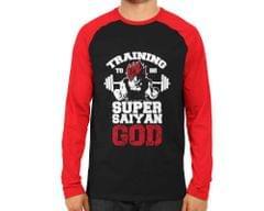 Super Saiyan God Raglan