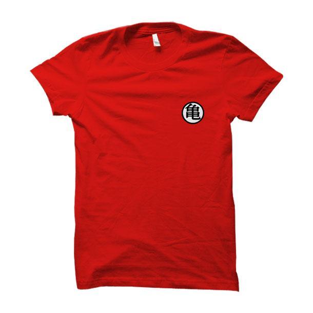 Kame Symbol Red T-Shirt