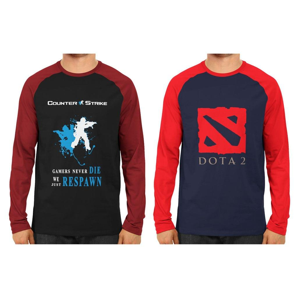 Counter-Strike And Dota 2 Combo