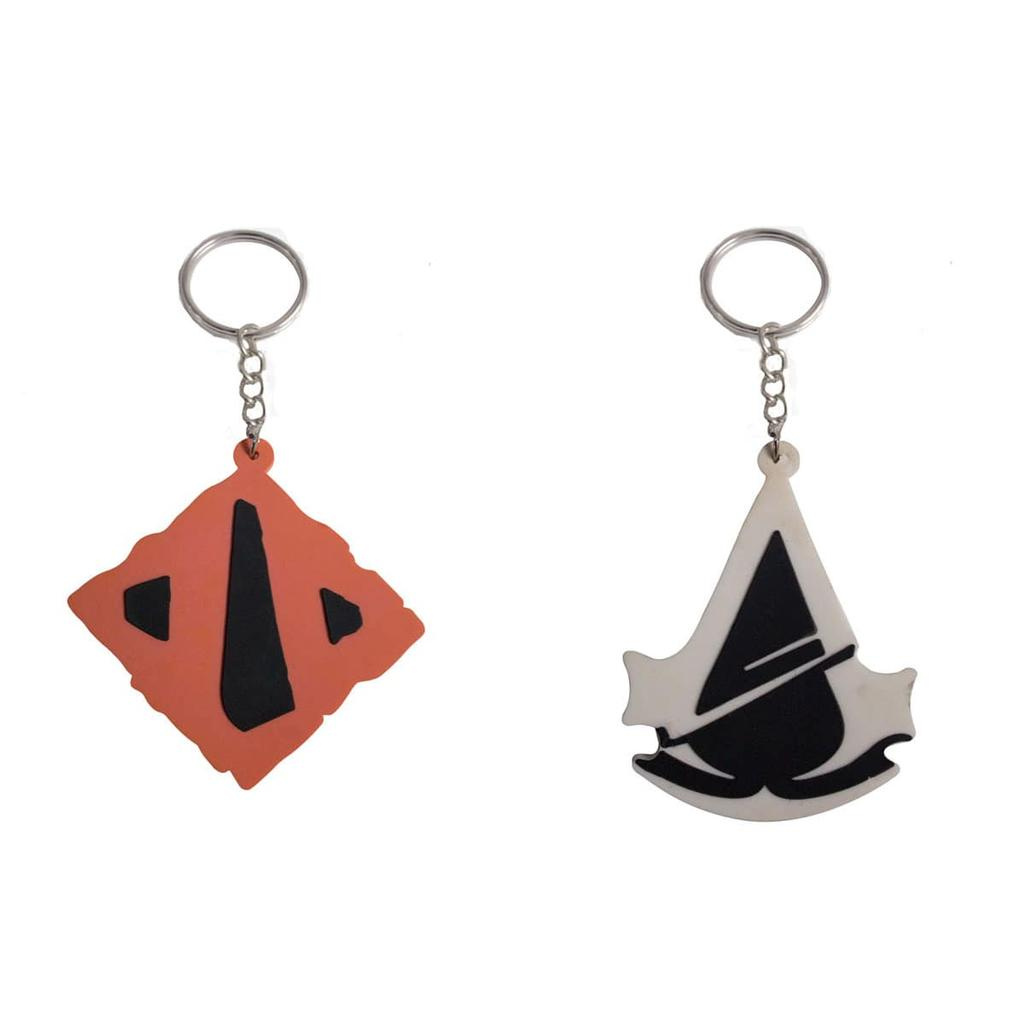 Gaming Keychains