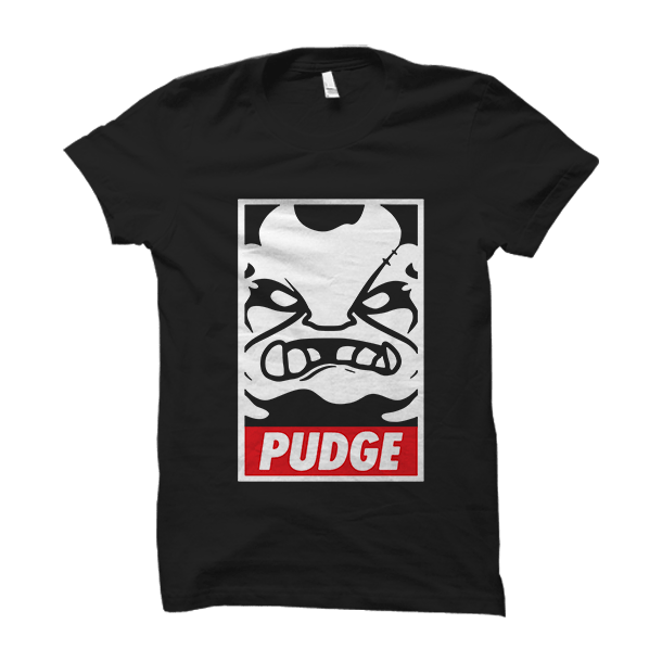 Dota Pudge Black (Shipping From 23rd June)