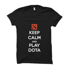 Keep Calm & Play Dota (Shipping From 23rd June)