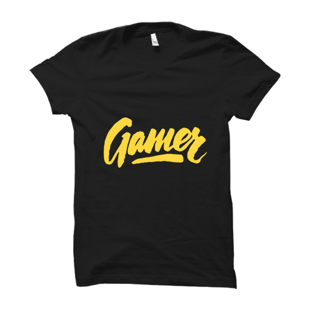 Gamer (Shipping From 23rd June)