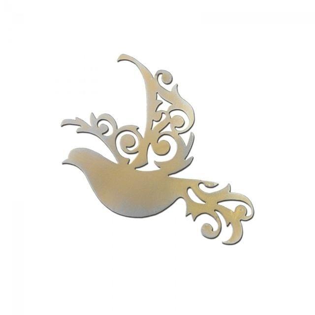 Sizzix Thinlits Die - Delicate Wings - 660094