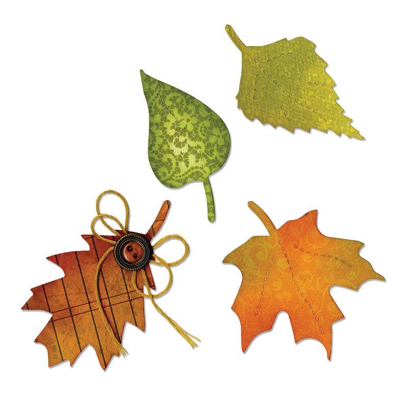 Sizzix Bigz Die - Leaves #2 - A11008