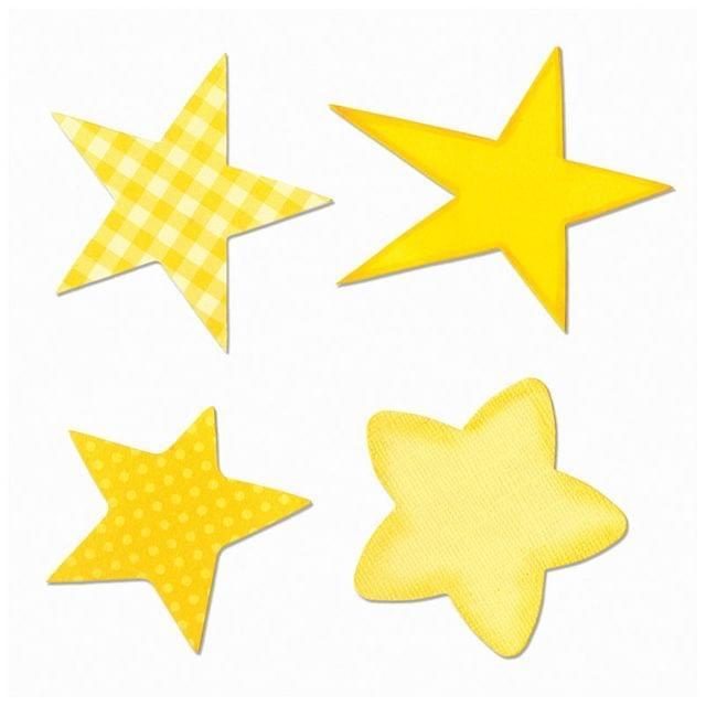 Sizzix  Bigz Die - Stars #2- A11014