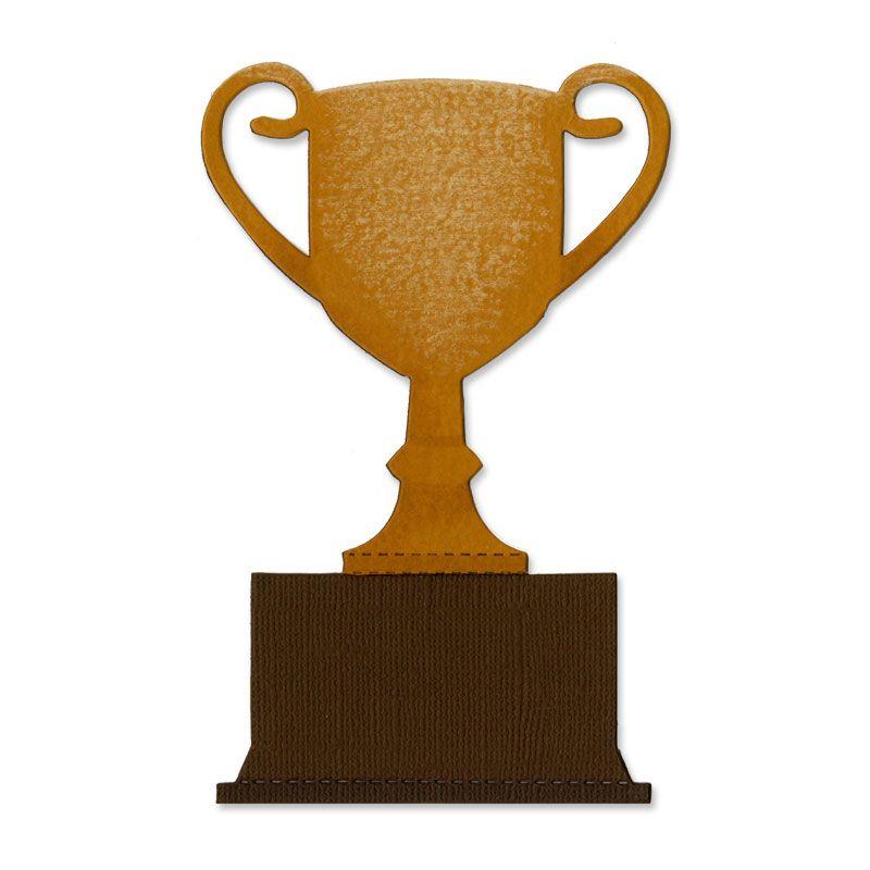 Sizzix Bigz Die - Trophy - A10953